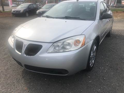 2009 Pontiac G6 for sale at AUTO OUTLET in Taunton MA