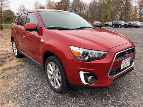 2015 Mitsubishi Outlander Sport for sale at AUTO OUTLET in Taunton MA