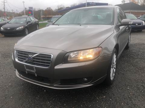 2007 Volvo S80 for sale at AUTO OUTLET in Taunton MA