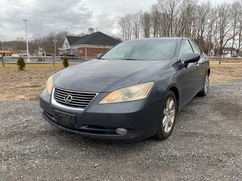 2007 Lexus ES 350 for sale at AUTO OUTLET in Taunton MA