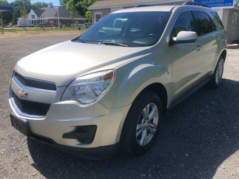 2013 Chevrolet Equinox for sale at AUTO OUTLET in Taunton MA