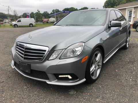 2011 Mercedes-Benz E-Class for sale at AUTO OUTLET in Taunton MA
