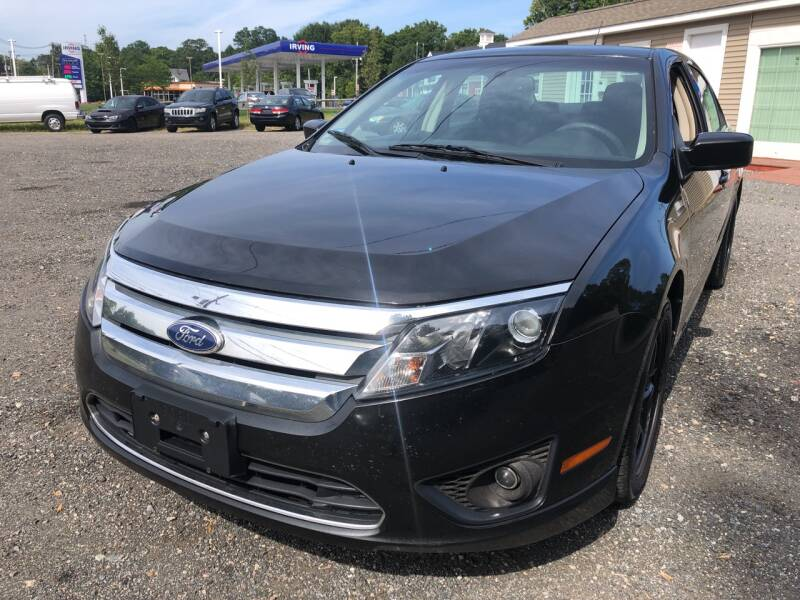 2010 Ford Fusion for sale at AUTO OUTLET in Taunton MA