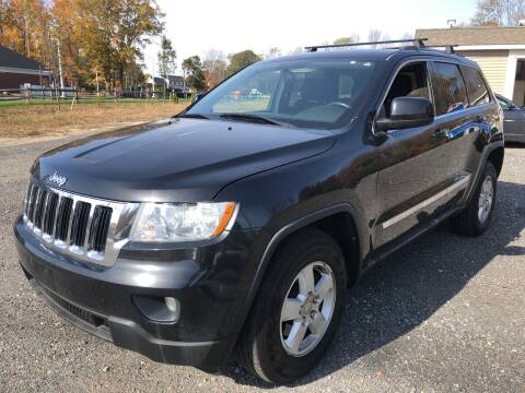 2011 Jeep Grand Cherokee for sale at AUTO OUTLET in Taunton MA