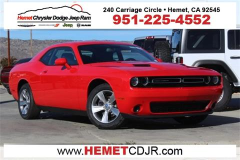 2019 Dodge Challenger for sale in Hemet, CA