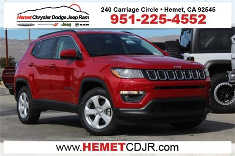 2019 Jeep Compass for sale in Hemet, CA