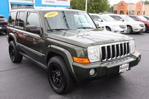 2007 Jeep Commander for sale in Rhinelander, WI