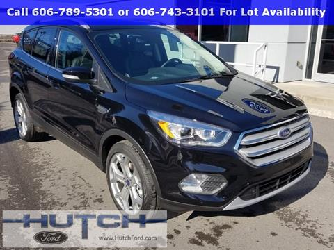 2019 Ford Escape for sale in Paintsville, KY