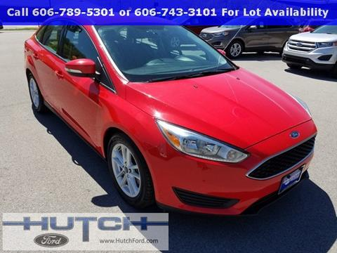 2015 Ford Focus for sale in Paintsville, KY