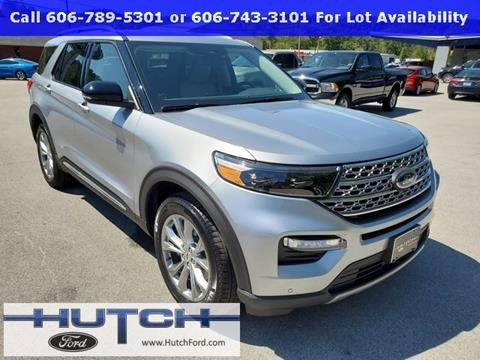 2020 Ford Explorer for sale in Paintsville, KY