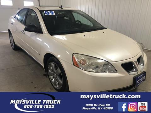 2009 Pontiac G6 for sale in Maysville, KY