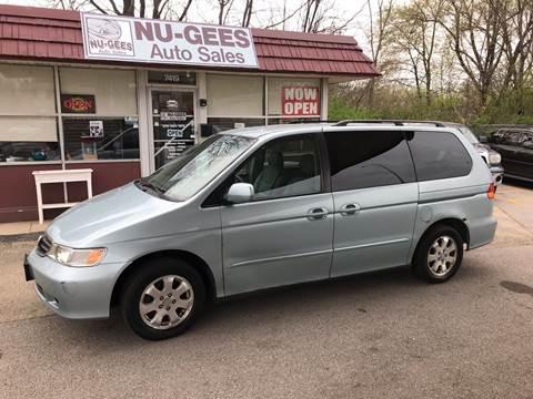 2004 Honda Odyssey for sale in Peoria, IL