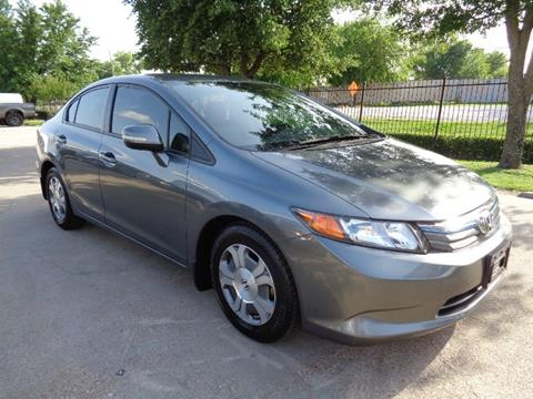 2012 Honda Civic for sale in Grand Prairie, TX