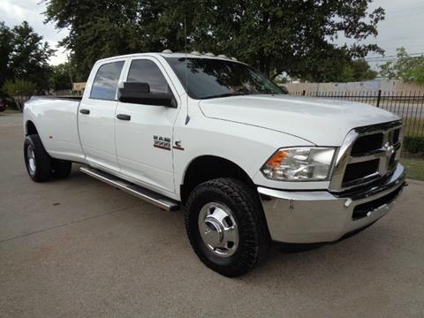 2013 RAM Ram Pickup 3500 for sale in Grand Prairie, TX
