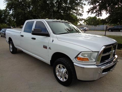 2012 RAM Ram Pickup 2500 for sale in Grand Prairie, TX