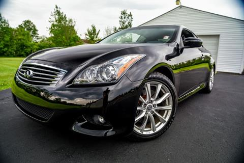 2013 Infiniti G37 Convertible for sale in Reynoldsburg, OH