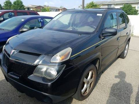 2004 Pontiac Aztek for sale in Reynoldsburg, OH