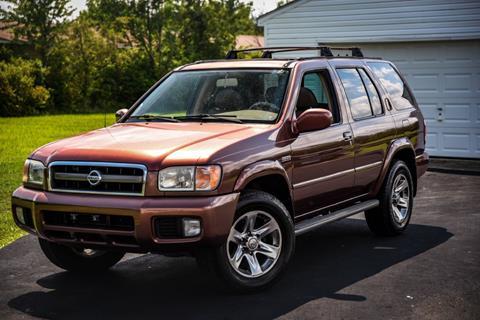 2004 Nissan Pathfinder for sale in Reynoldsburg, OH