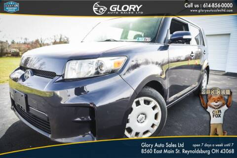 2012 Scion xB for sale at Glory Auto Sales LTD in Reynoldsburg OH