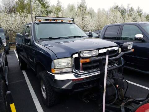 2003 Ford F-350 Super Duty for sale at Glory Auto Sales LTD in Reynoldsburg OH