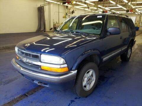2000 Chevrolet Blazer for sale at Glory Auto Sales LTD in Reynoldsburg OH