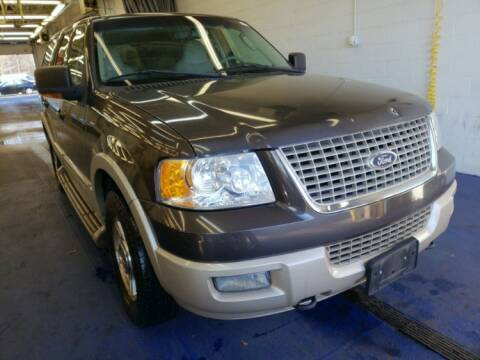 2006 Ford Expedition Eddie Bauer for sale at Glory Auto Sales LTD in Reynoldsburg OH