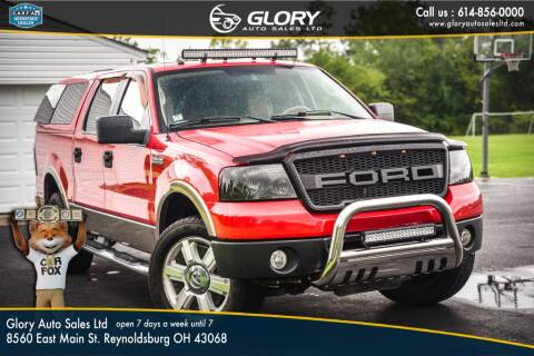 2006 Ford F-150 for sale at Glory Auto Sales LTD in Reynoldsburg OH