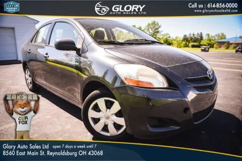 2007 Toyota Yaris for sale at Glory Auto Sales LTD in Reynoldsburg OH
