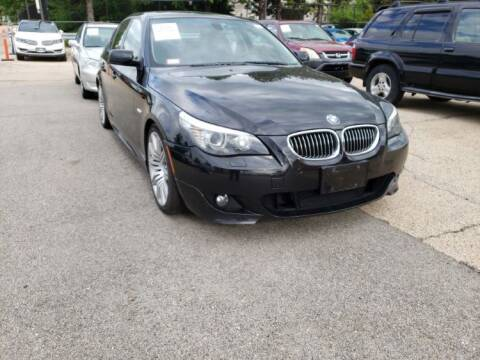 2008 BMW 5 Series for sale at Glory Auto Sales LTD in Reynoldsburg OH