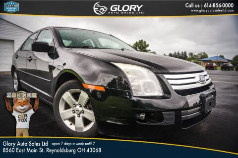 2007 Ford Fusion for sale at Glory Auto Sales LTD in Reynoldsburg OH