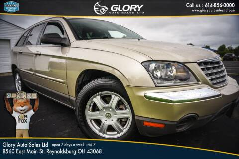 2005 Chrysler Pacifica for sale at Glory Auto Sales LTD in Reynoldsburg OH