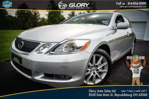 2006 Lexus GS 300 for sale at Glory Auto Sales LTD in Reynoldsburg OH