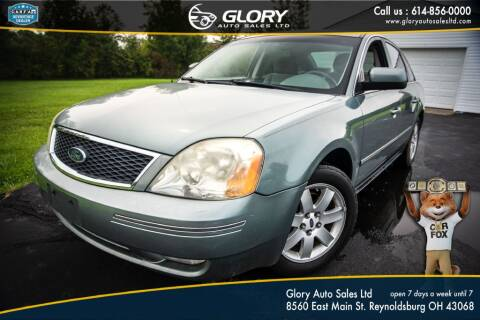 2005 Ford Five Hundred for sale at Glory Auto Sales LTD in Reynoldsburg OH