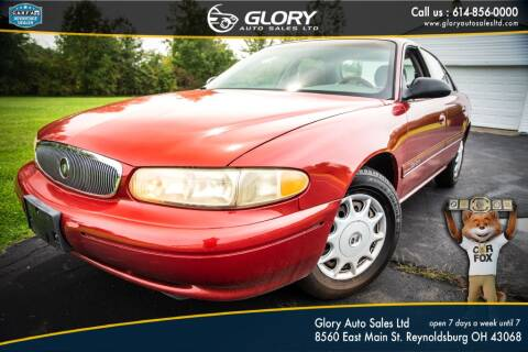 1999 Buick Century for sale at Glory Auto Sales LTD in Reynoldsburg OH