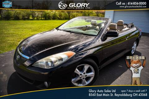 2005 Toyota Camry Solara for sale at Glory Auto Sales LTD in Reynoldsburg OH