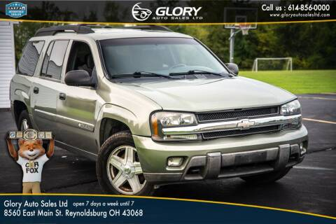2003 Chevrolet TrailBlazer for sale at Glory Auto Sales LTD in Reynoldsburg OH