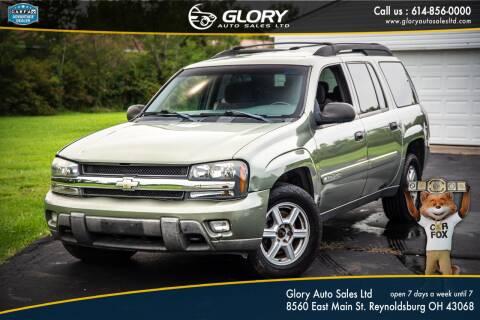 2003 Chevrolet TrailBlazer for sale at Glory Auto Sales LTD in Reynoldsburg OH