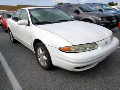 1999 Oldsmobile Alero for sale at Glory Auto Sales LTD in Reynoldsburg OH