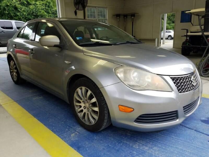 2010 Suzuki Kizashi for sale at Glory Auto Sales LTD in Reynoldsburg OH