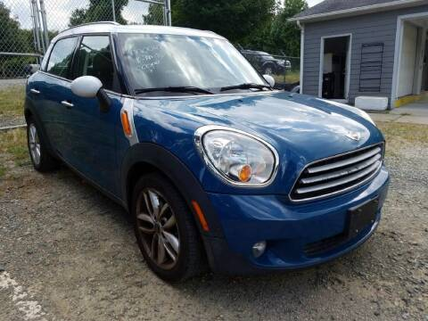 2011 MINI Cooper Countryman for sale at Glory Auto Sales LTD in Reynoldsburg OH