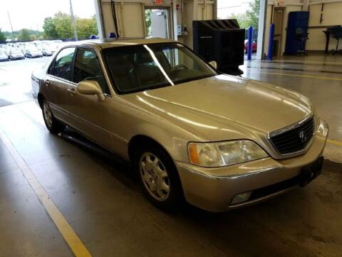 2000 Acura RL for sale at Glory Auto Sales LTD in Reynoldsburg OH