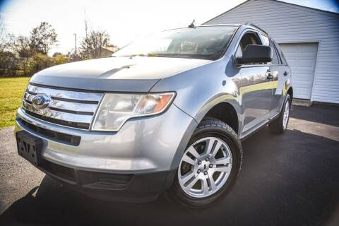 2007 Ford Edge for sale at Glory Auto Sales LTD in Reynoldsburg OH