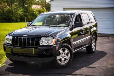 2007 Jeep Grand Cherokee for sale at Glory Auto Sales LTD in Reynoldsburg OH