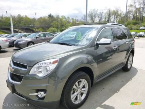 2012 Chevrolet Equinox for sale at Glory Auto Sales LTD in Reynoldsburg OH