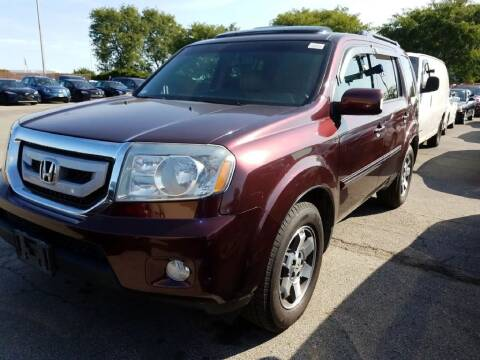 2011 Honda Pilot for sale at Glory Auto Sales LTD in Reynoldsburg OH