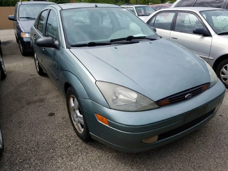 2003 Ford Focus for sale at Glory Auto Sales LTD in Reynoldsburg OH