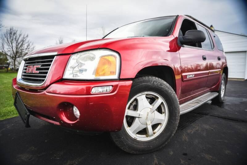 2003 GMC Envoy XL for sale at Glory Auto Sales LTD in Reynoldsburg OH