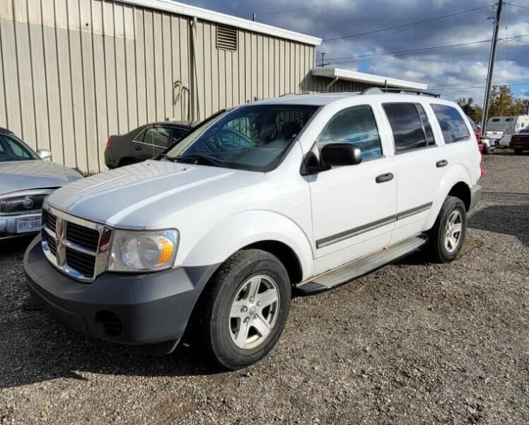 2007 Dodge Durango for sale at Glory Auto Sales LTD in Reynoldsburg OH