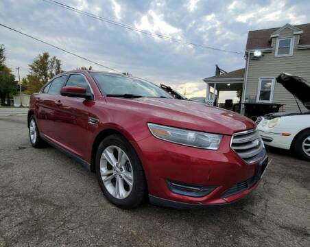 2013 Ford Taurus for sale at Glory Auto Sales LTD in Reynoldsburg OH