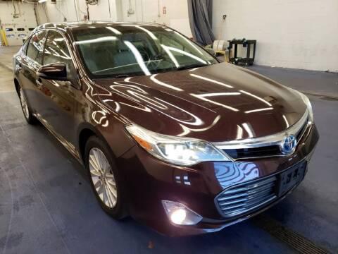 2014 Toyota Avalon Hybrid for sale at Glory Auto Sales LTD in Reynoldsburg OH